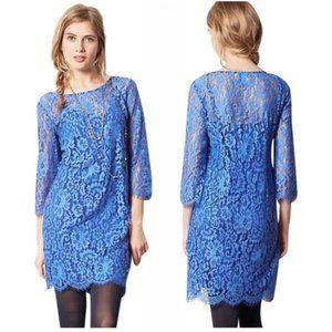Anthropologie HD in Paris Urban Chic Lace Dress XS